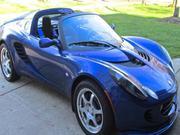 Lotus Elise 33581 miles