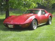 1977 chevrolet Chevrolet Corvette Base Coupe 2-Door