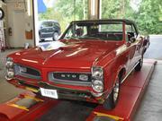 1966 Pontiac Pontiac: GTO Convertible Coupe